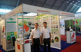 Our company attend the Pakistan Lahore Poultry EXPO