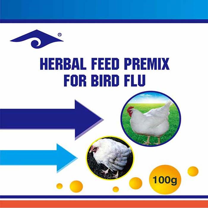 Herbal Feed Premix For Bird Flu
