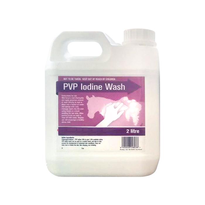 Povidone Iodine Solution Disinfectant