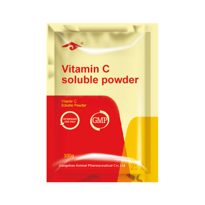 Vitamin C soluble powder