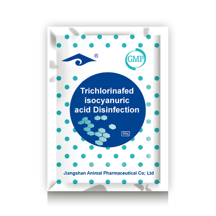 Trichlorinafed isocyanuric acid Disinfection