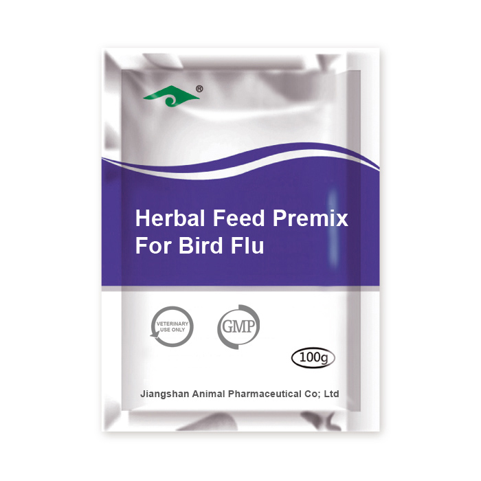 Herbal Feed Premix For Bird Flu